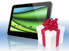 Покупаешь планшет в Связном – получаешь подарок!