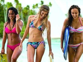 На пляж с Lamoda: скидки до 45% на купальники и аксессуары