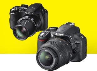 Успей купить фотоаппараты и видеокамеры со скидкой в М.Видео