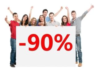 Скидки до 90 % на официальном сайте Биглион