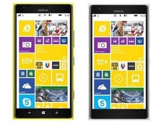 Новая Nokia Lumia 1520 с подарком в Связном