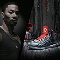 Неделя баскетбола в Adidas