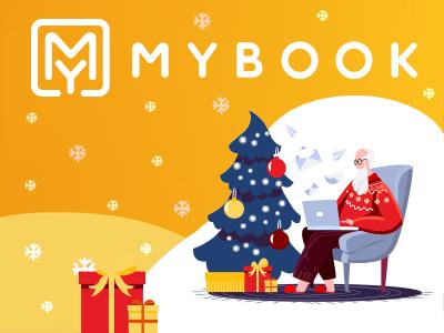 - 35% на все в интернет-библиотеке Mybook.ru!