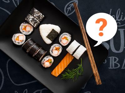 Выбираем, где выгодно заказать суши!