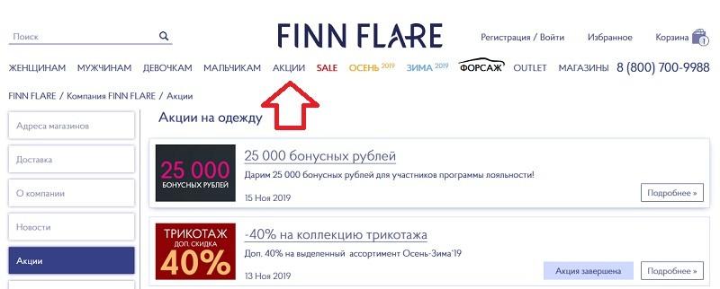 Фин Флаер акции