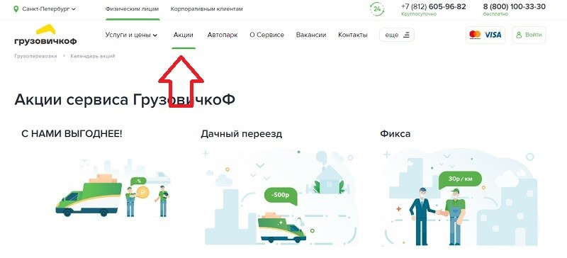 ГрузовичкоФ акции