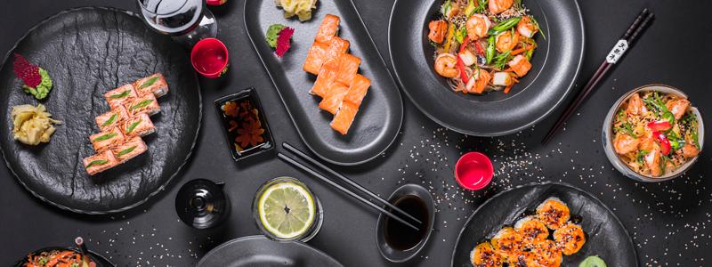 Заказать суши со скидкой