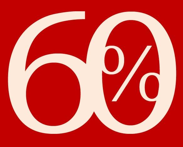 Скидки до 60% в Sapato