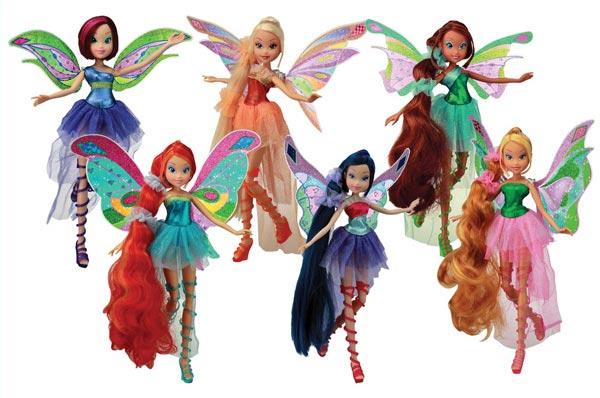 Скидка 15% на куклы Winx в май Тойс