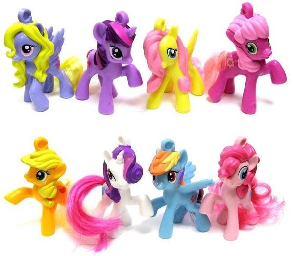 Подарок за покупку My little Pony в май Тойс