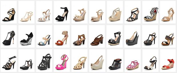 Обувь в Ламоде