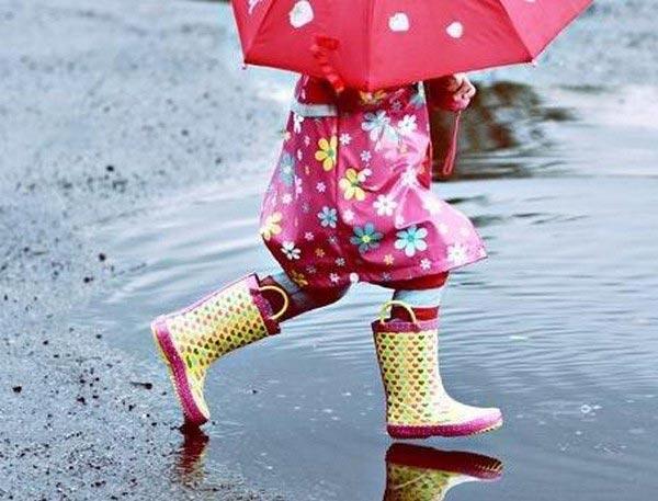 «Весело шагать» предлагает подготовиться к сезону дождей