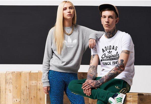 - 30 % на новую коллекцию Adidas при заказе на сумму от 7 000 рублей