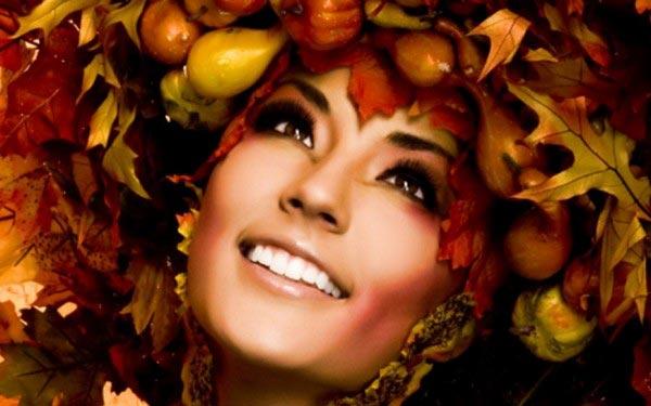 «Цвета осени» - скидки от 12 до 21 % в Центре здоровья кожи