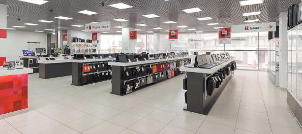 Магазин ОГО! в Москве