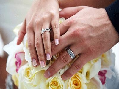 Обручальные кольца с бриллиантами, без вставок, по индивидуальному заказу