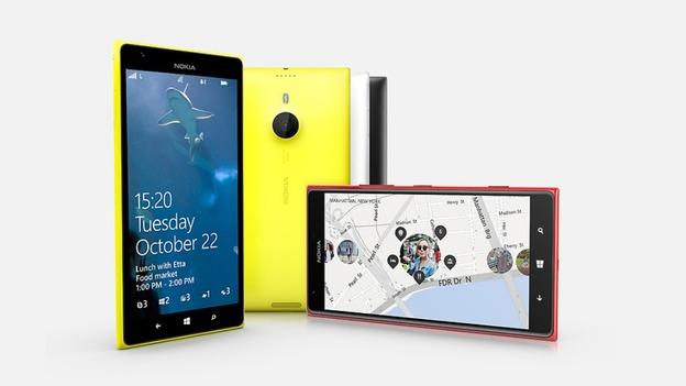 Купить новый смартфон Nokia Lumia 1520 в Связном