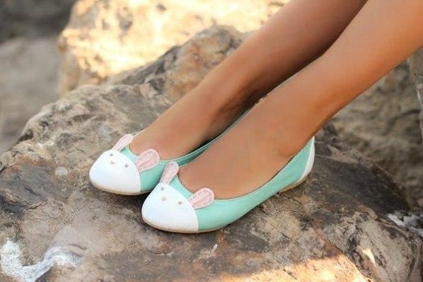 Обувной бум на Laredout