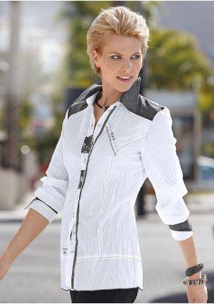 Скидка 25% на блузку - товар дня в магазине Квелли