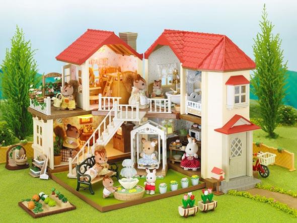 Игровой набор Sylvanian Families в магазине детских товаров Кидерия