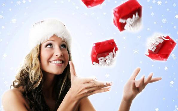 Медиа Маркт предлагает открыть календарь новогодних подарков