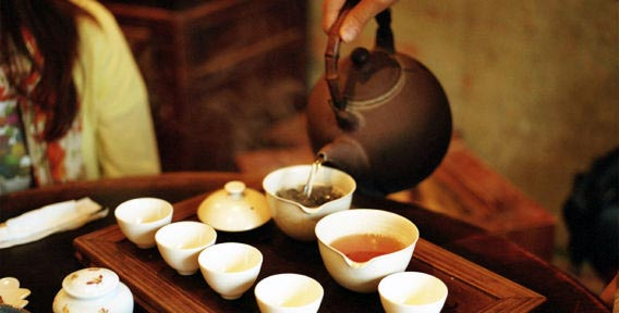 Скидка 53% от Групон на посещение Музея чая